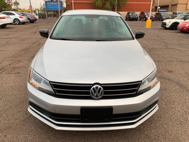 2015 Volkswagen Jetta 1.8T SE 3 MONTH3,000 MILE NATIONAL POWERTRAIN WARRANTY Mesa, Arizona 7
