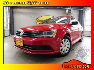 2015 Volkswagen Jetta 2.0L S w/Technology in Airport Motor Mile ( Metro Knoxville ), TN 37777