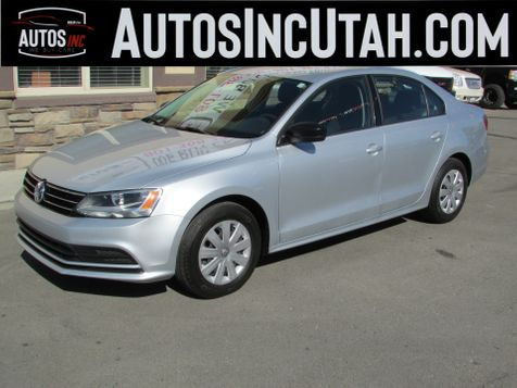 2015 Volkswagen Jetta 2.0L S Sedan in , Utah