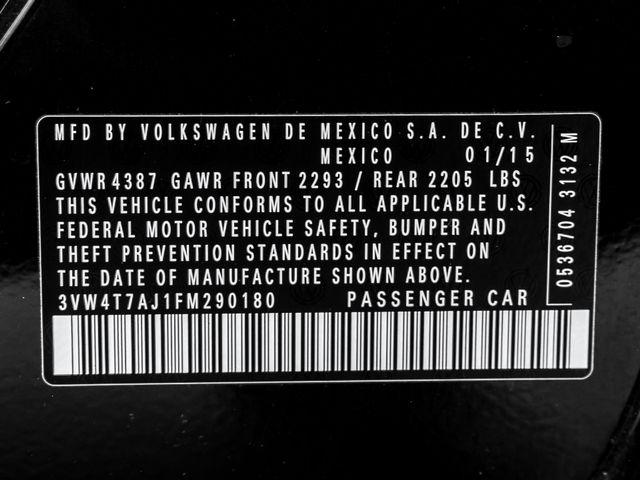 2015 Volkswagen Jetta 2.0T GLI SEL Burbank, CA 29