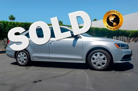 2015 Volkswagen Jetta 2.0L S in cathedral city