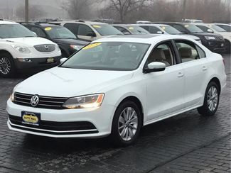 2015 Volkswagen Jetta 2.0L TDI SE w/Connectivity | Champaign, Illinois | The Auto Mall of Champaign in Champaign Illinois