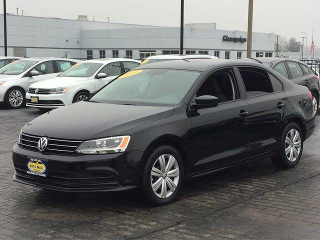 2015 Volkswagen Jetta 2.0L TDI S | Champaign, Illinois | The Auto Mall of Champaign in Champaign Illinois