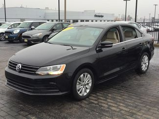 2015 Volkswagen Jetta 2.0L TDI SE w/Connectivity | Champaign, Illinois | The Auto Mall of Champaign in Champaign Illinois