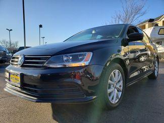 2015 Volkswagen Jetta 1.8T SE   Champaign, Illinois   The Auto Mall of Champaign in Champaign Illinois