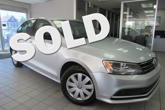 2015 Volkswagen Jetta 2.0L S Chicago, Illinois