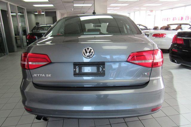2015 Volkswagen Jetta 1.8T SE Chicago, Illinois 4