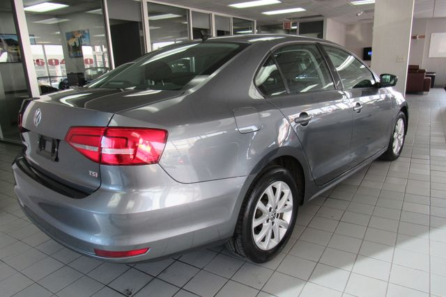 2015 Volkswagen Jetta 1.8T SE Chicago, Illinois 5