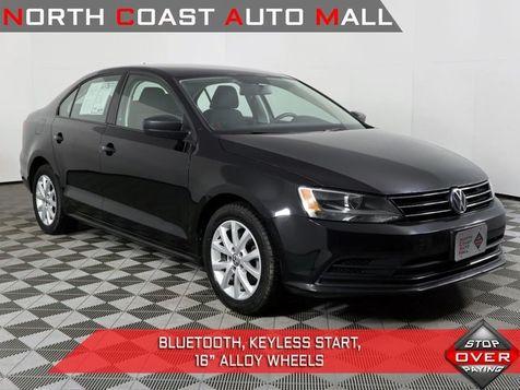 2015 Volkswagen Jetta 1.8T SE in Cleveland, Ohio