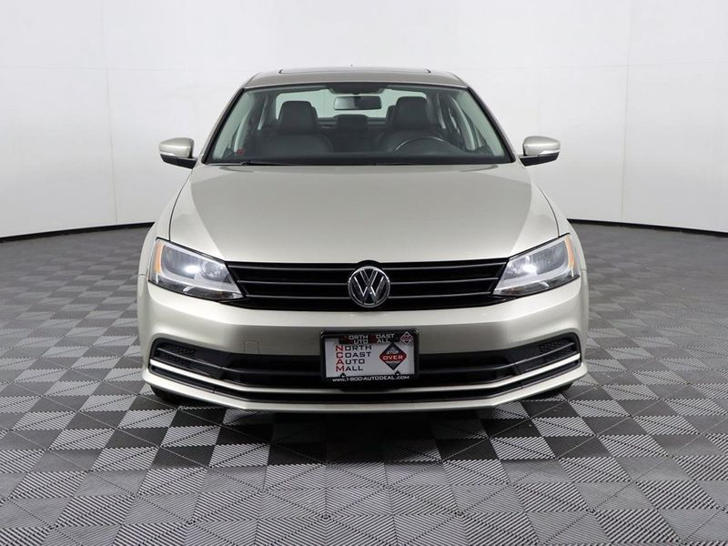 2015 Volkswagen Jetta 20L TDI SE wConnectivity  city Ohio  North Coast Auto Mall of Cleveland  in Cleveland, Ohio