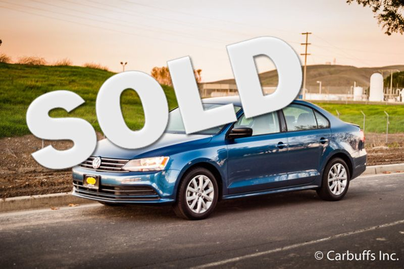 2015 Volkswagen Jetta 1.8T SE   Concord, CA   Carbuffs