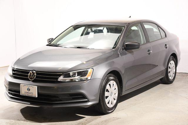 2015 Volkswagen Jetta 2.0L S w/Technology