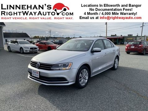 2015 Volkswagen Jetta 1.8T SE w/Connectivity in Bangor