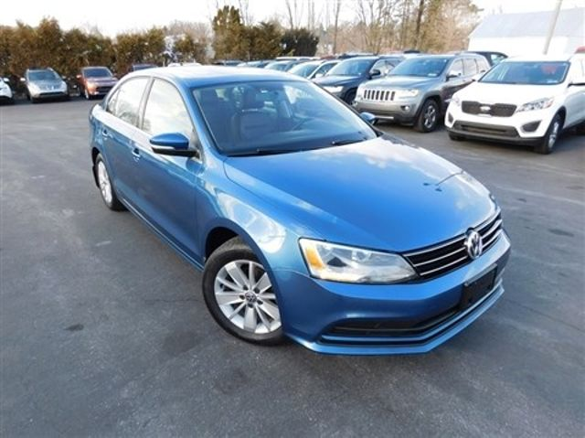 2015 Volkswagen Jetta 1.8T SE w/Connectivity