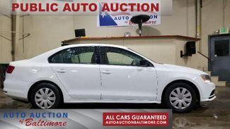 2015 Volkswagen Jetta 2.0L S   JOPPA, MD   Auto Auction of Baltimore  in Joppa MD