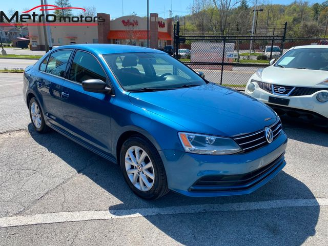 2015 Volkswagen Jetta 1.8T SE in Knoxville, Tennessee 37917