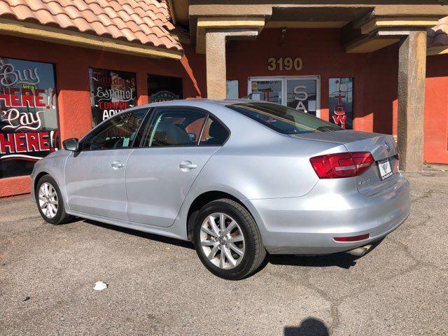 2015 Volkswagen Jetta 1.8T SE CAR PROS AUTO CENTER (702) 405-9905 Las Vegas, Nevada 2