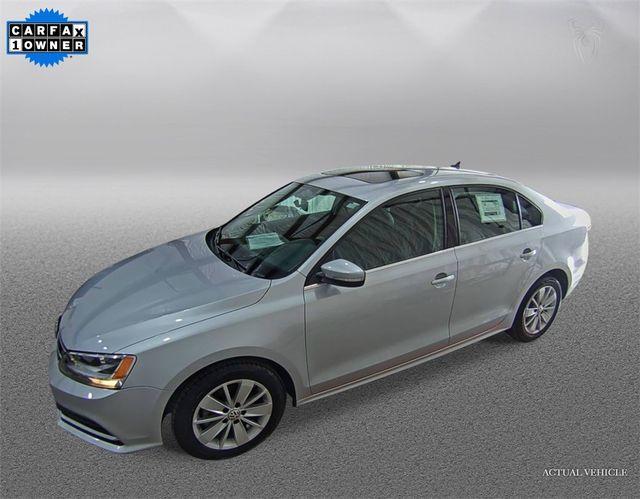 2015 Volkswagen Jetta 2.0L TDI SE w/Connectivity Madison, NC 4