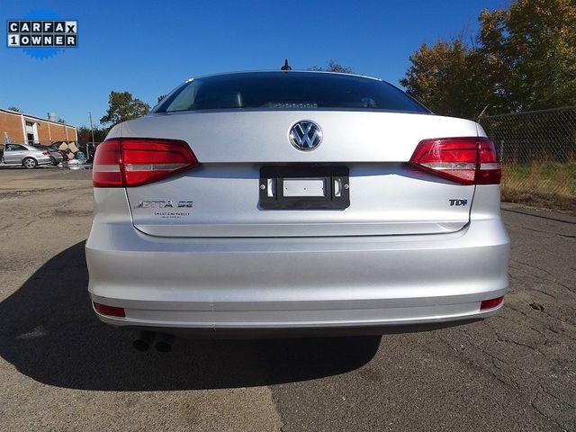 2015 Volkswagen Jetta 2.0L TDI SE w/Connectivity Madison, NC 2