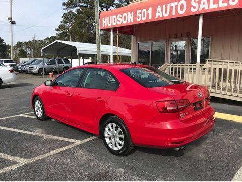 2015 Volkswagen Jetta 1.8T SE   Myrtle Beach, South Carolina   Hudson Auto Sales in Myrtle Beach, South Carolina