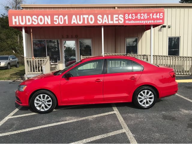 2015 Volkswagen Jetta in Myrtle Beach South Carolina