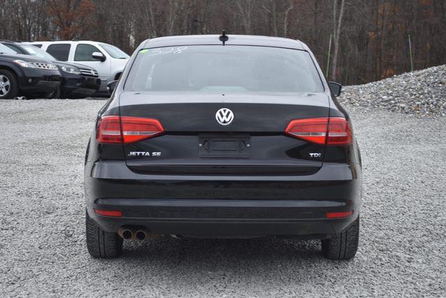 2015 Volkswagen Jetta TDI SE Naugatuck, Connecticut 3