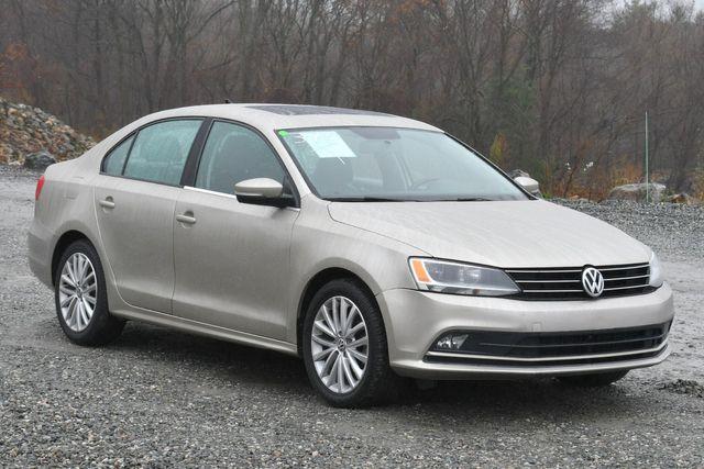 2015 Volkswagen Jetta 1.8T SE w/Connectivity/Navigation Naugatuck, Connecticut 6