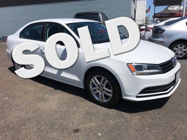 2015 Volkswagen Jetta 2.0L S San Diego, CA