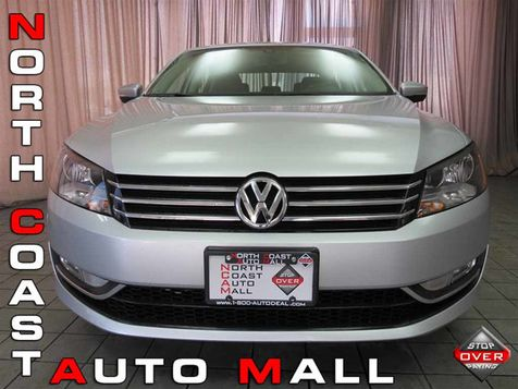 2015 Volkswagen Passat 1.8T SE w/Sunroof & Nav in Akron, OH