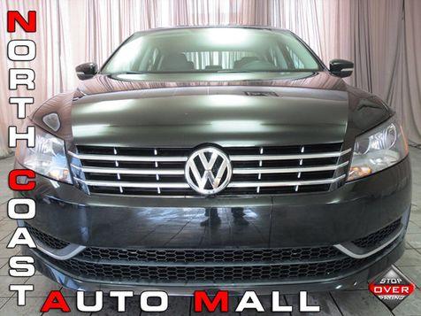 2015 Volkswagen Passat 2.0L TDI SE in Akron, OH