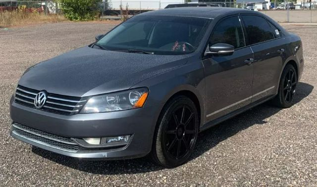 2015 Volkswagen Passat 1.8T SE w/Sunroof &38; Nav in Albuquerque, NM 87106