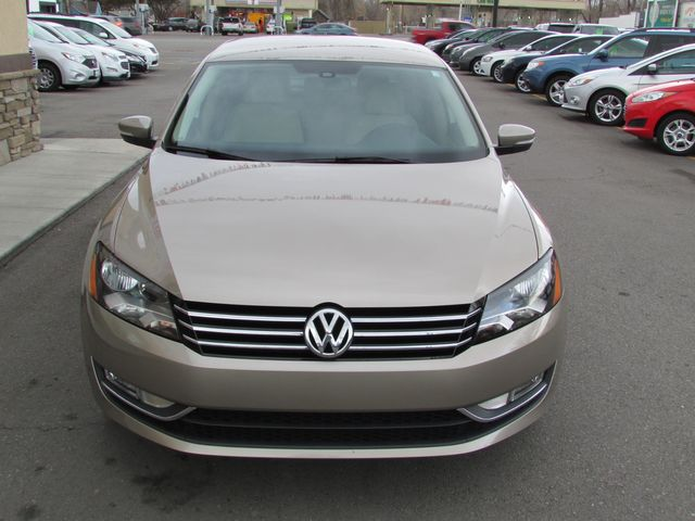 2015 Volkswagen Passat 1.8T Limited Edition Sedan in American Fork, Utah 84003
