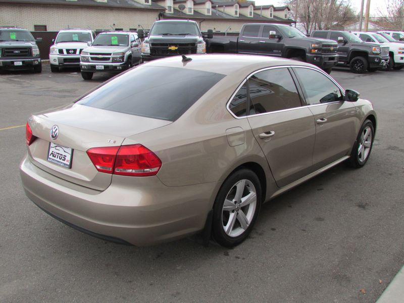 2015 Volkswagen Passat 18T Limited Edition Sedan  city Utah  Autos Inc  in , Utah