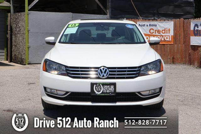 2015 Volkswagen Passat 1.8T SEL Premium in Austin, TX 78745