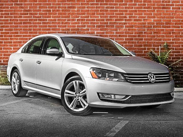 2015 Volkswagen Passat 1.8T SE w/Sunroof & Nav Burbank, CA 1