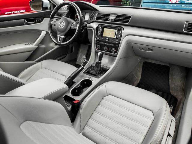 2015 Volkswagen Passat 1.8T SE w/Sunroof & Nav Burbank, CA 11