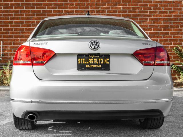 2015 Volkswagen Passat 1.8T SE w/Sunroof & Nav Burbank, CA 3