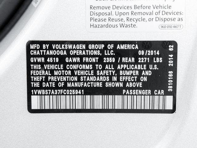 2015 Volkswagen Passat 1.8T SE w/Sunroof & Nav Burbank, CA 30
