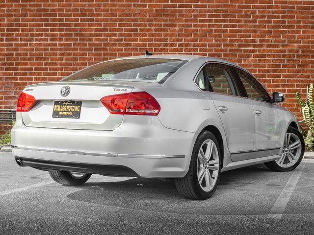 2015 Volkswagen Passat 1.8T SE w/Sunroof & Nav Burbank, CA 6
