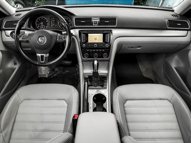 2015 Volkswagen Passat 1.8T SE w/Sunroof & Nav Burbank, CA 8