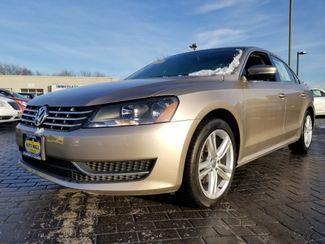 2015 Volkswagen Passat 2.0L TDI SE w/Sunroof | Champaign, Illinois | The Auto Mall of Champaign in Champaign Illinois