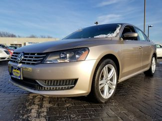 2015 Volkswagen Passat 2.0L TDI SE w/Sunroof | Champaign, Illinois | The Auto Mall of Champaign in Champaign Illinois