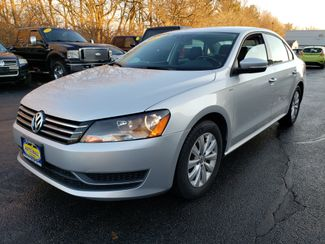 2015 Volkswagen Passat 1.8T Wolfsburg Ed | Champaign, Illinois | The Auto Mall of Champaign in Champaign Illinois