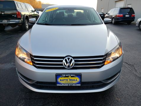 2015 Volkswagen Passat 1.8T Wolfsburg Ed | Champaign, Illinois | The Auto Mall of Champaign in Champaign, Illinois