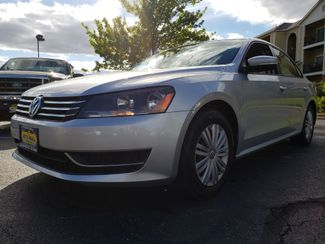 2015 Volkswagen Passat 1.8T S | Champaign, Illinois | The Auto Mall of Champaign in Champaign Illinois