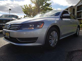 2015 Volkswagen Passat 1.8T S   Champaign, Illinois   The Auto Mall of Champaign in Champaign Illinois