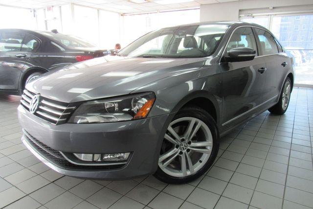 2015 Volkswagen Passat 1.8T SE w/Sunroof & Nav Chicago, Illinois 2