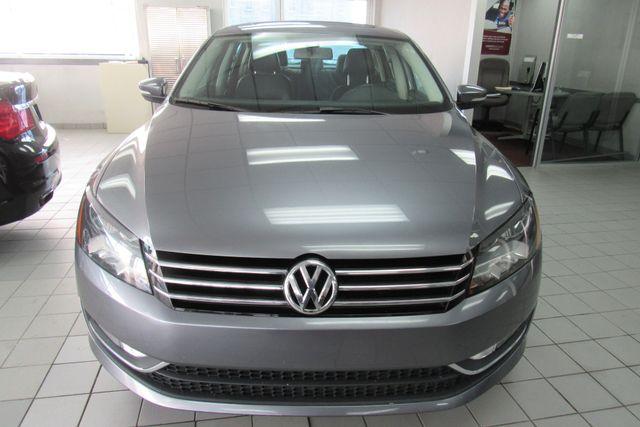 2015 Volkswagen Passat 1.8T SE w/Sunroof & Nav Chicago, Illinois 1