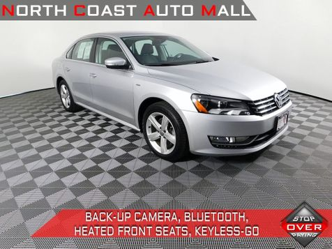 2015 Volkswagen Passat 1.8T Limited Edition in Cleveland, Ohio