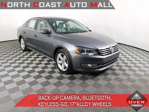 2015 Volkswagen Passat 1.8T Limited Edition in Cleveland, Ohio